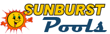 Sunburst Pools Website